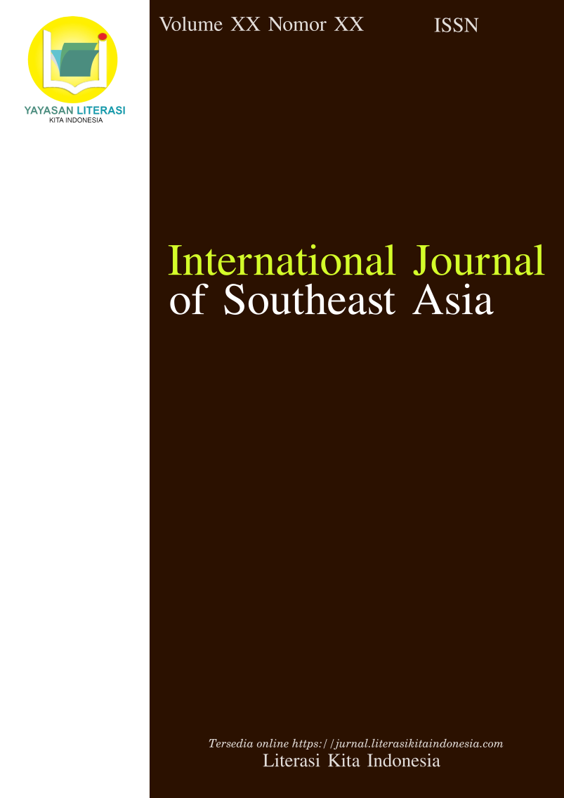 View Vol. 1 No. 1 (2020): International Journal of Southeast Asia